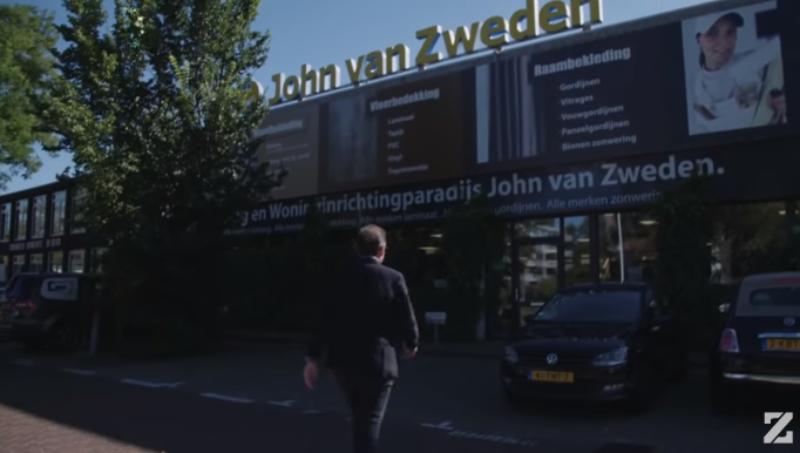 John van Zweden Sprekershuys