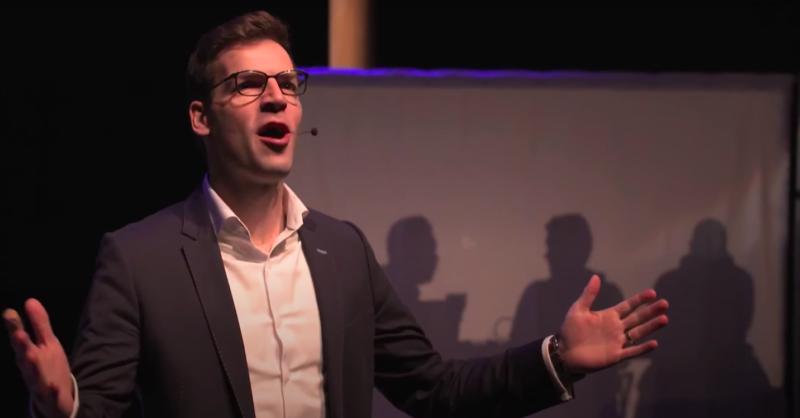 Maarten Bouwhuis boeken als dagvoorzitter bij het Sprekershuys