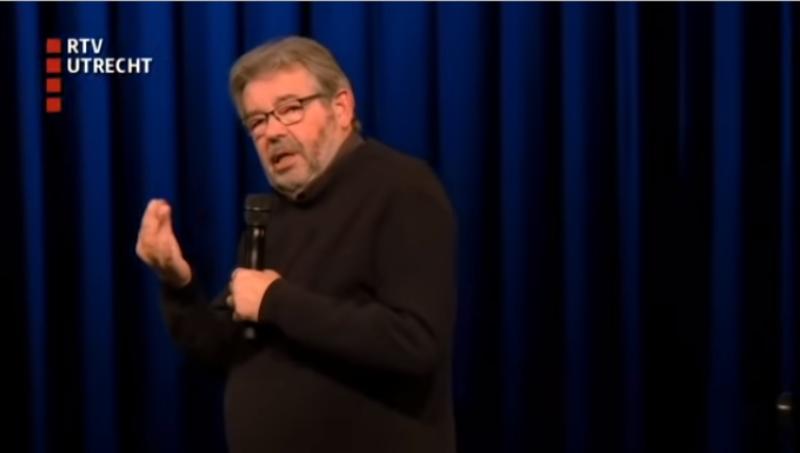 Maarten van Rossem header video sprekersprofiel