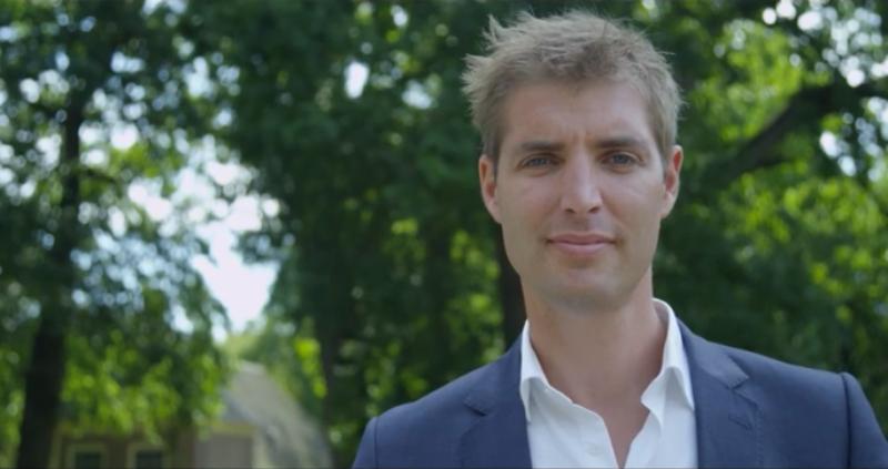 Maarten van der Weijden boeken als spreker bij het Sprekershuys