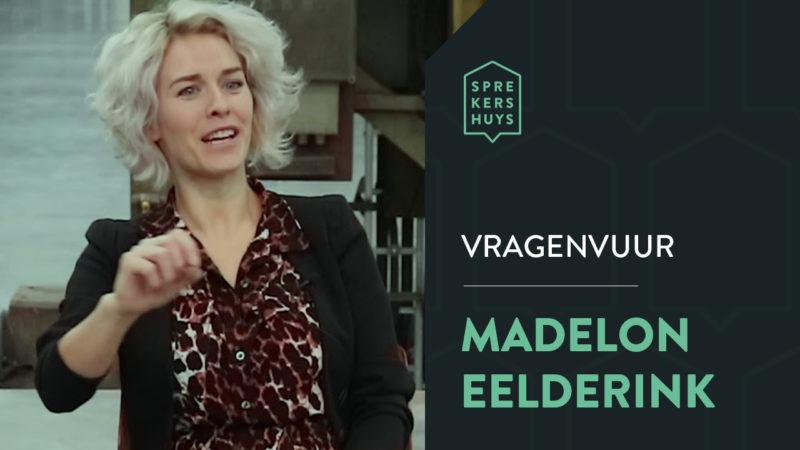 Madelon Eelderink Vragenvuur