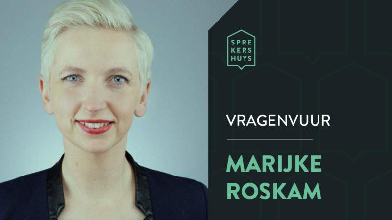 Marijke Roskam Vragenvuur