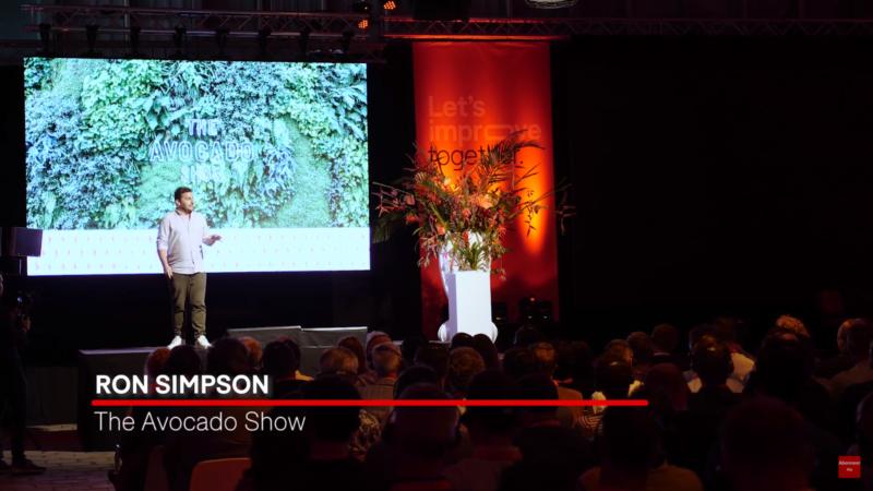 Ron-Simpson is te boeken als spreker bij het Sprekershuys