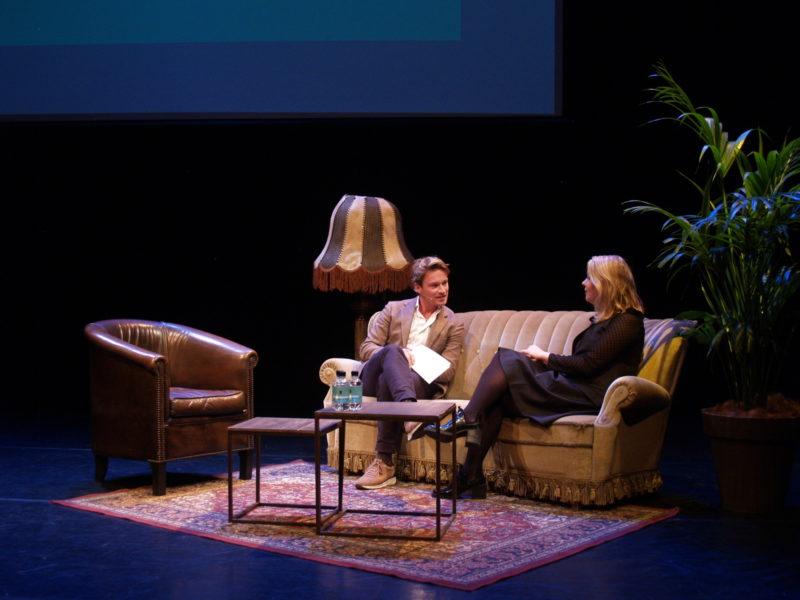 Sander Schimmelpenninck Maarte Ijzerman Sprekershuys spreekt live 2018