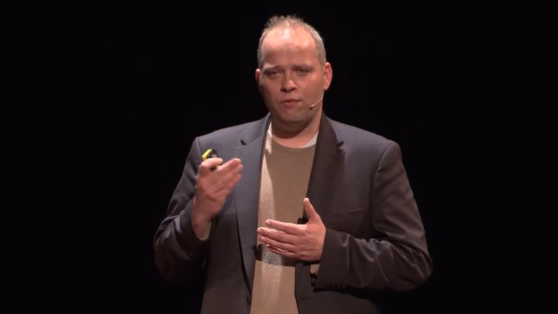 Sander de Hosson Spreker
