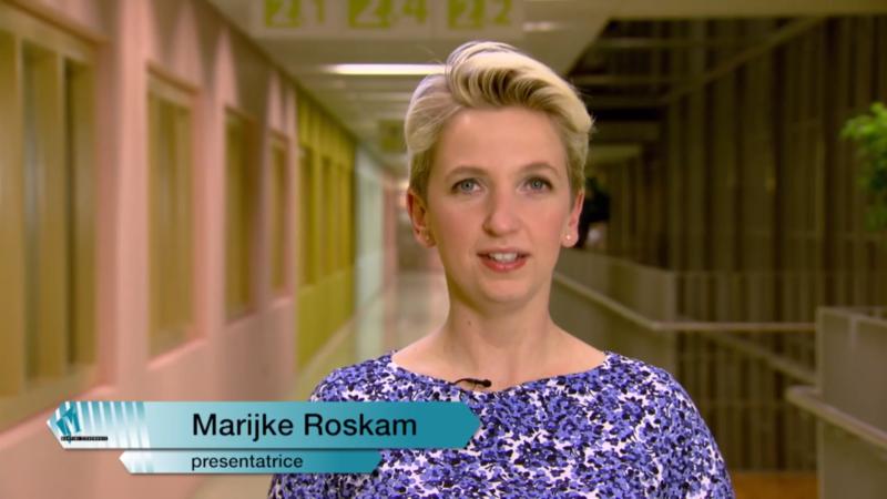 Marijke Roskam dagvoorzitter boeken bij het Sprekershuys