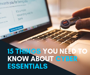 15 things you have to know about Cyber Essentials