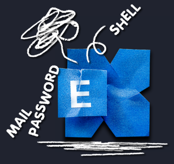 Mail Password Shell