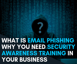 email phishing Blog Summary Image