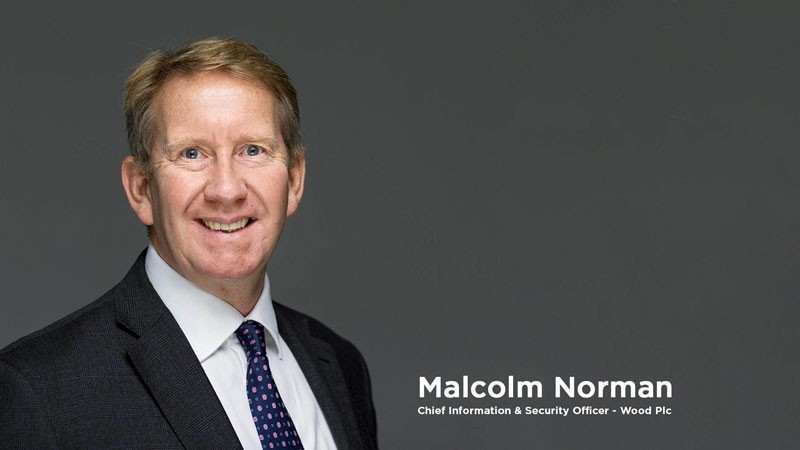 Malcolm Norman Ciso Of Wood Warns Energy Industry Of Cyber Threat