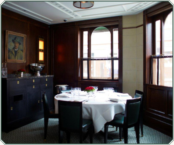 Private Dining At The Delaunay Covent Garden Aldwych