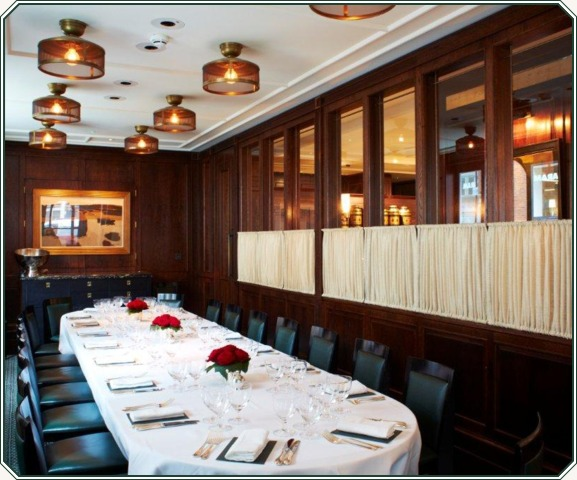 Awesome Private Dining At The Delaunay Part 13
