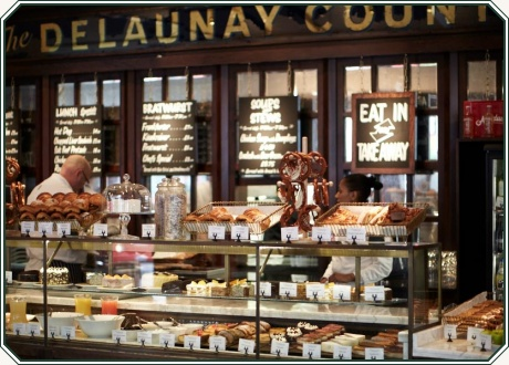The Counter at The Delaunay