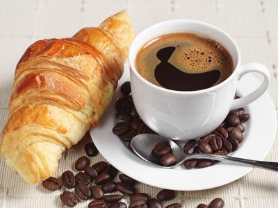 Caffè e brioche