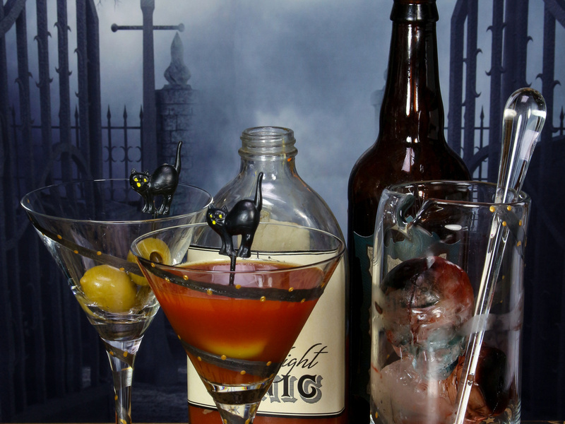 Il Bloody Mary al sangue di maiale: un cocktail da incubo!
