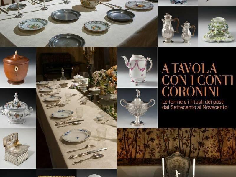 A tavola con i conti Coronini e L'oca Golosa!