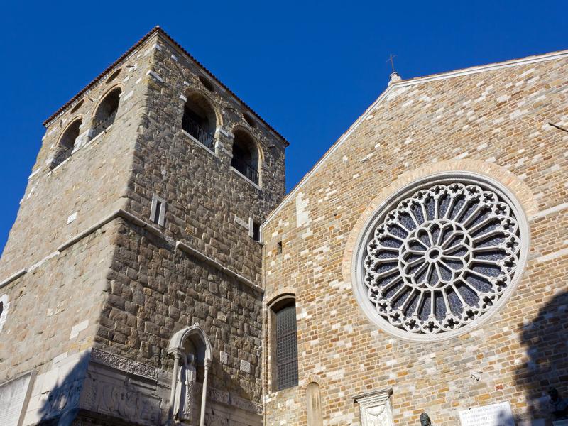 San Giusto: la cattedrale che vi lascerà a bocca aperta!