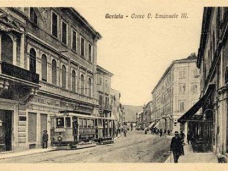 Gorizia ed il tram: un amore durato 24 anni.