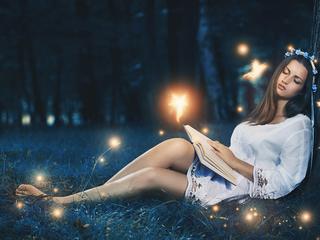 Show i misteri del bosco incantato in riva al sile 14 11 16