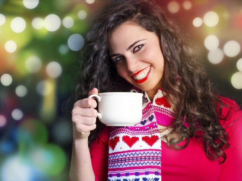 I 5 benefici della cioccolata calda!