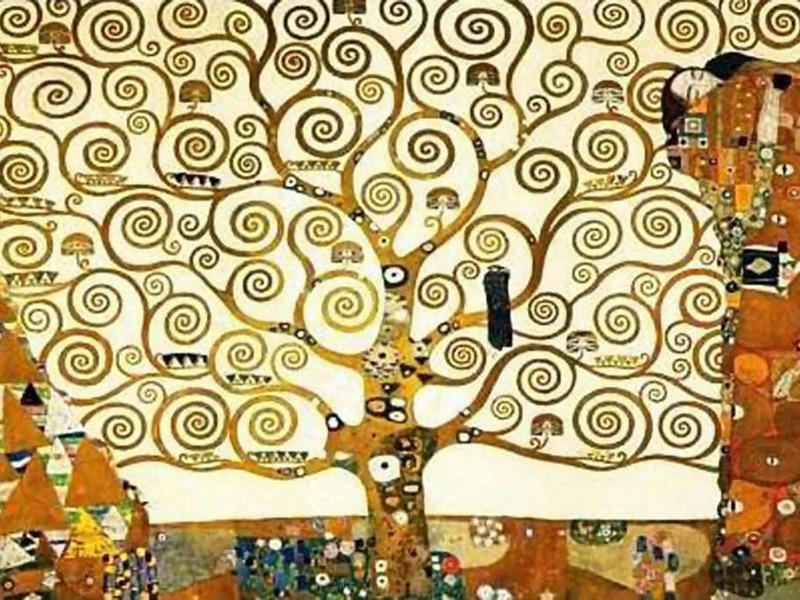 Un dipinto di Klimt!
