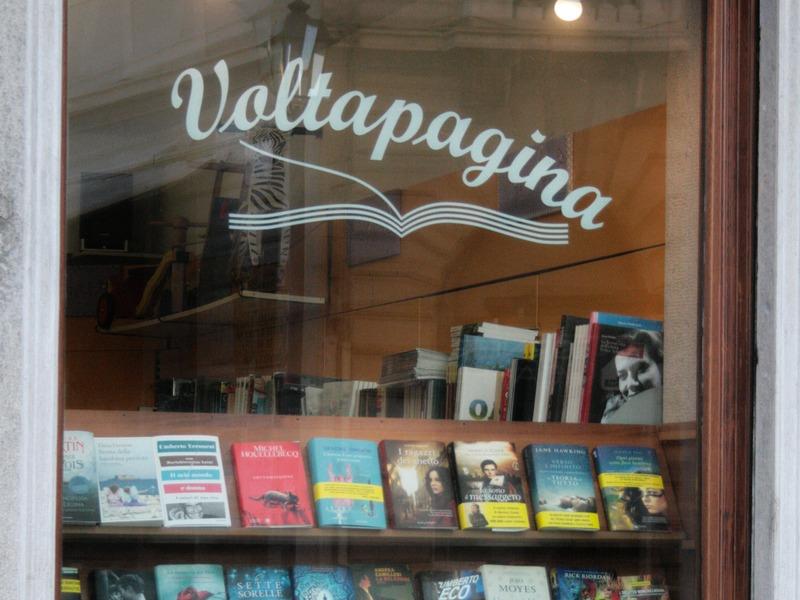 libreria voltapagina