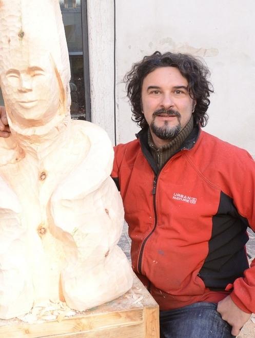 Profili d'arte: Massimiliano Busan  e Paolo Figar.