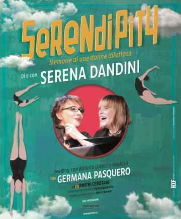 """Serendipity:  Memorie di una donna difettosa"""