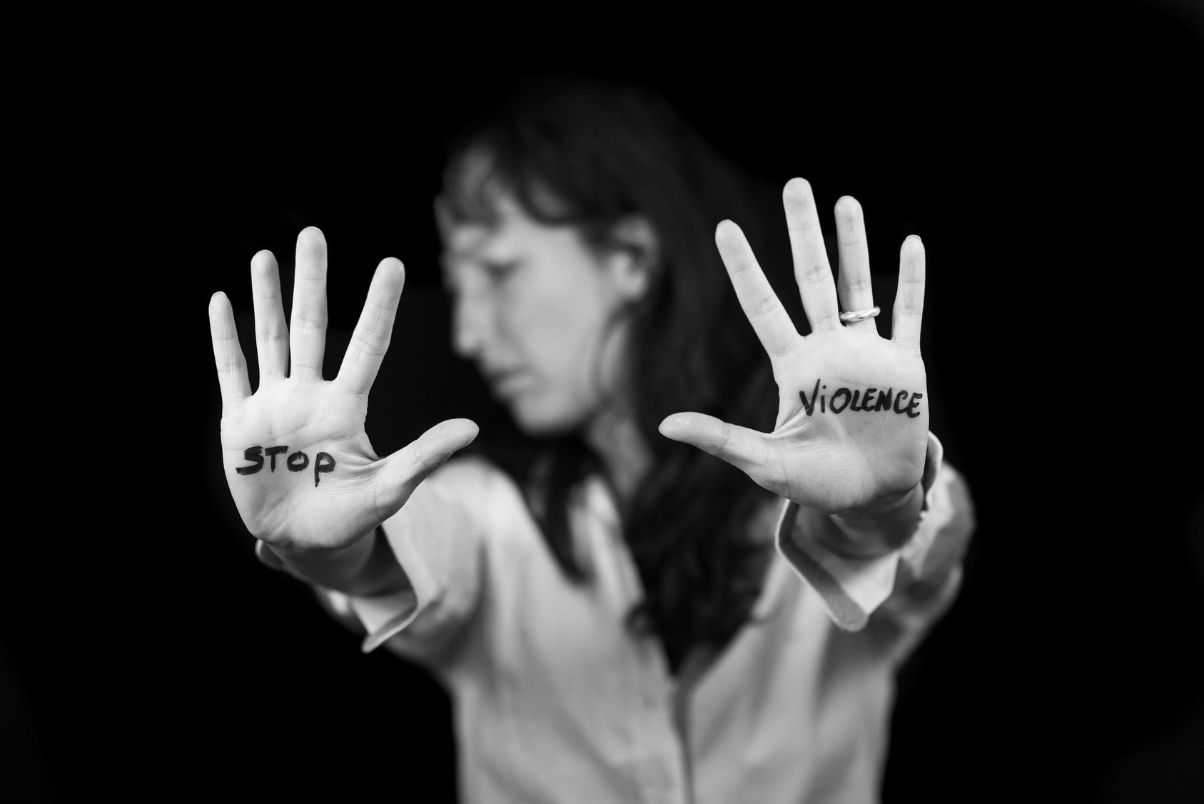 La violenza contro le donne, un fenomeno da fermare!
