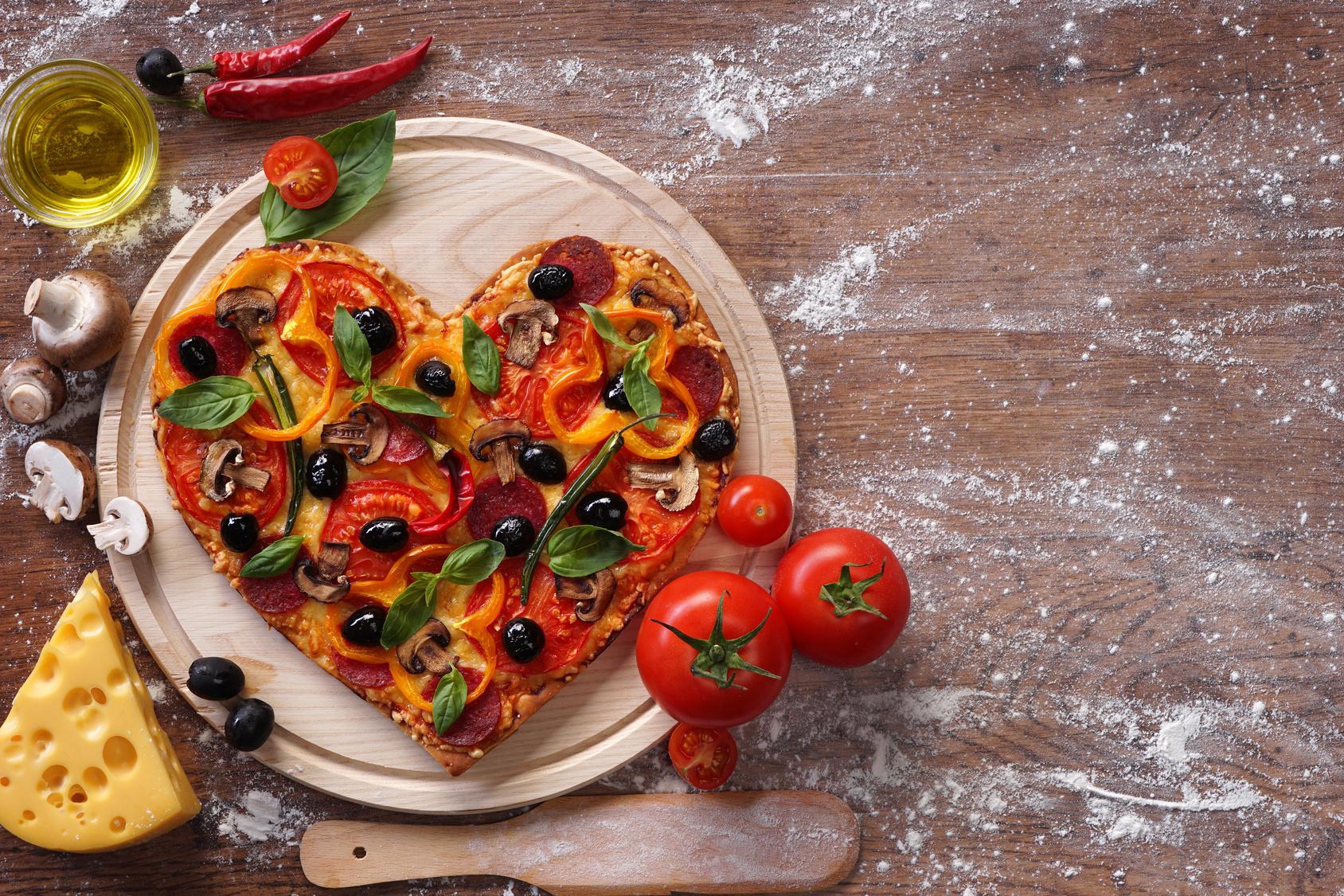I poteri afrodisiaci della pizza!