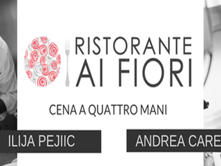 Show cena fiori 15 02 17
