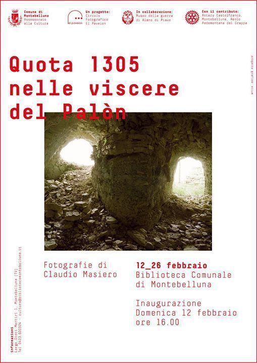 """""""Quota 1305 nelle viscere del Polòn"""""""