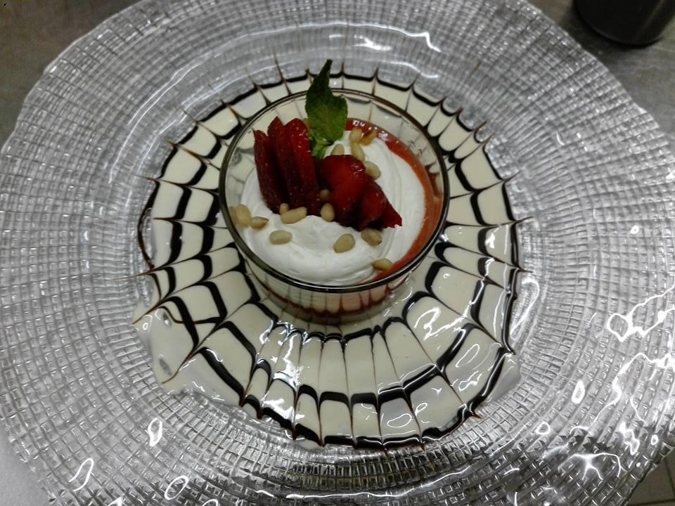 Un dessert da leccarsi i baffi!