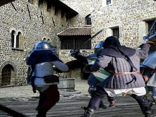 Show evento castello gorizia 20 04 17