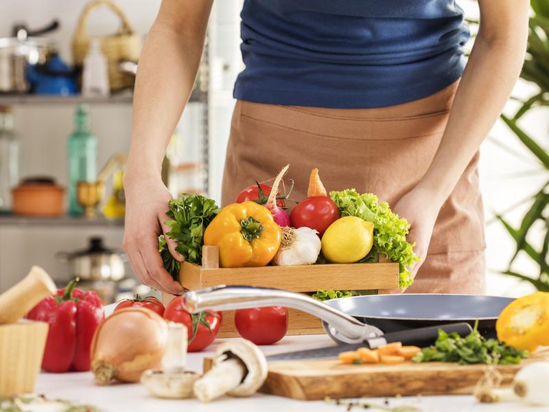 Frutta e verdura di stagione!