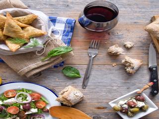 Show cucina greca 04 05 17