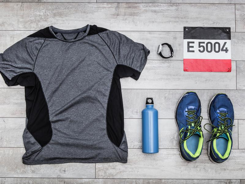 Il necessario per ogni maratona