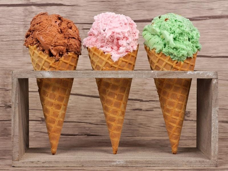 I gusti di gelato più strani al mondo?