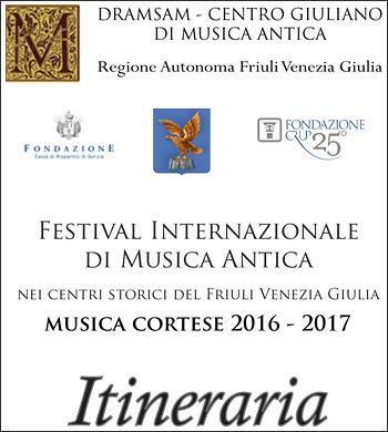 Dowland viaggio in Italia. Gorizia, 2017