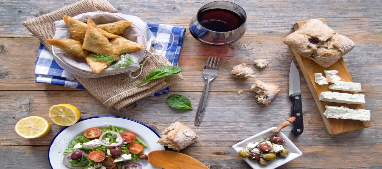 Cucina greca 17 07 17