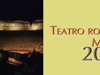 Show teatro romano in musica trieste 10 08 17