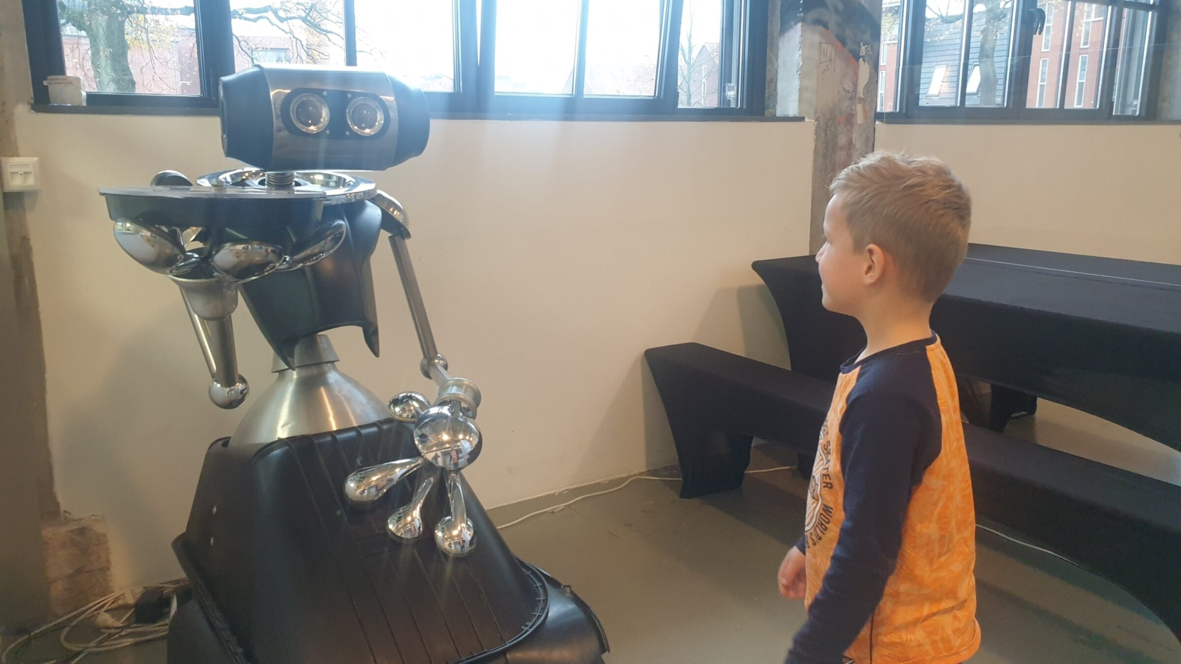 Koffierobot Tetem Bram
