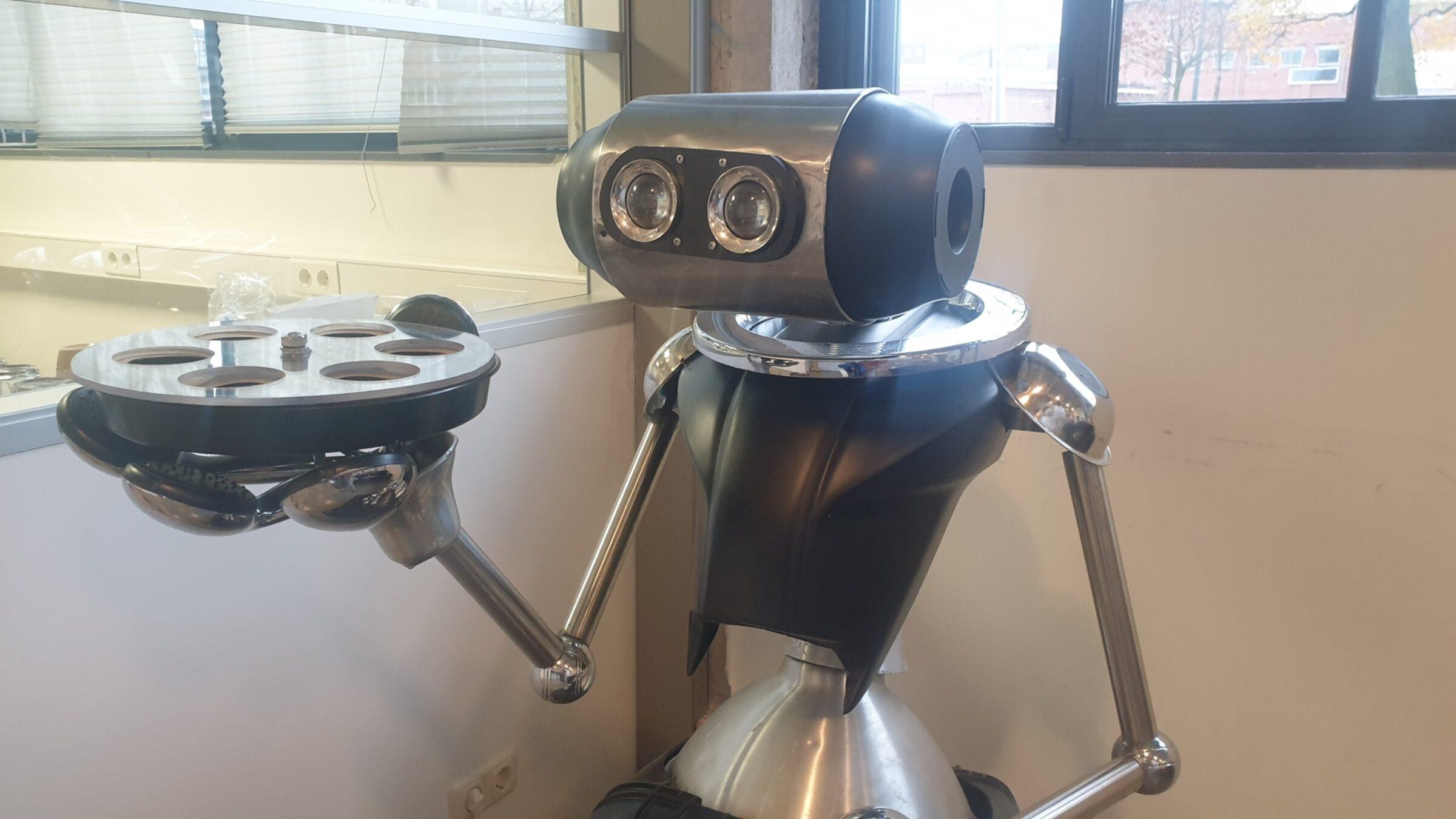 Koffierobot Tetem