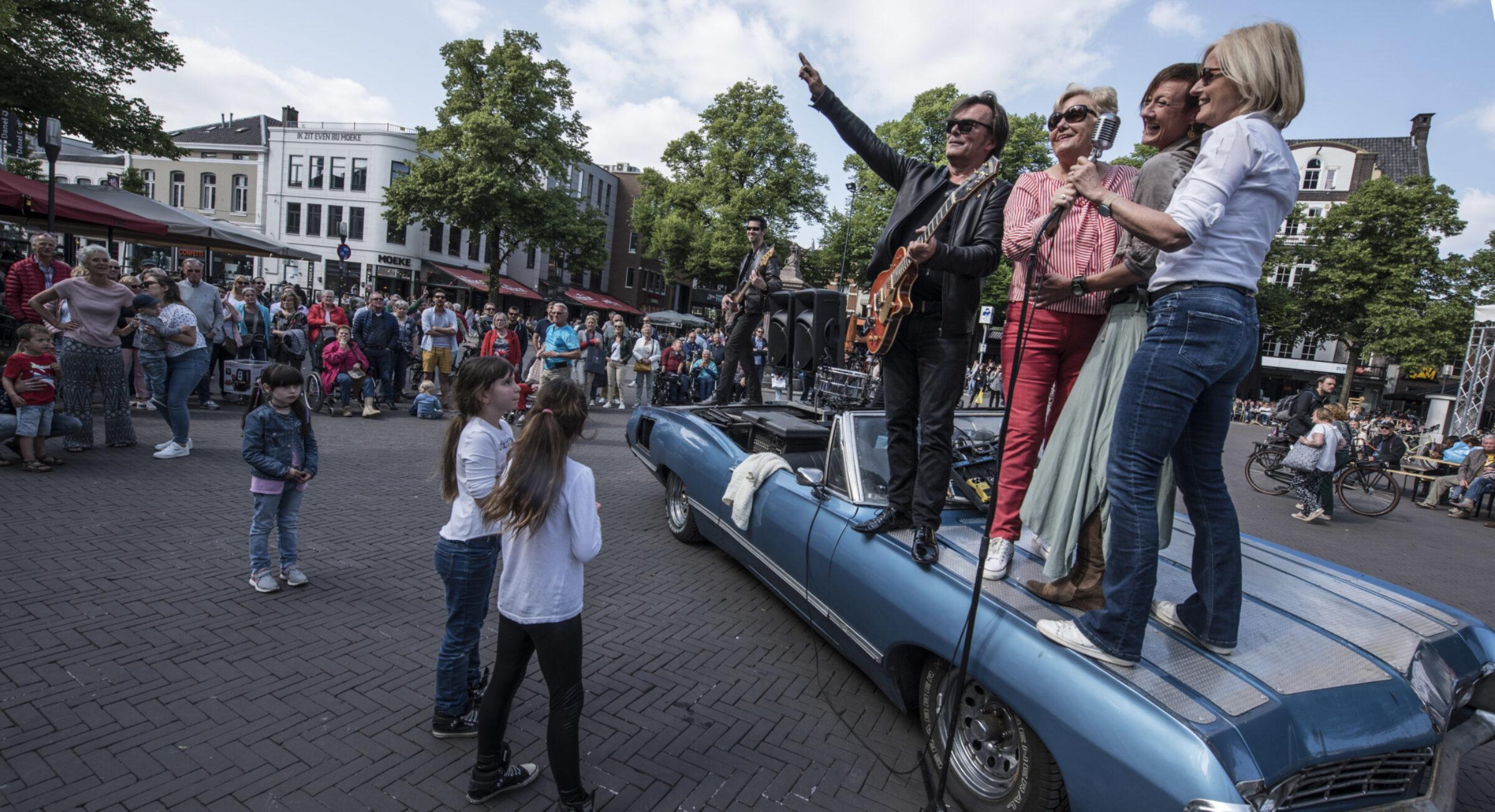 Muziek In De Straten Enschede