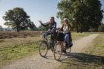 Enschede op de fiets