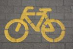 Asphalt Bicycle Bike Lane 210095