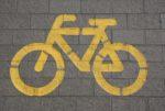 Asphalt Bicycle Bike Lane 210095