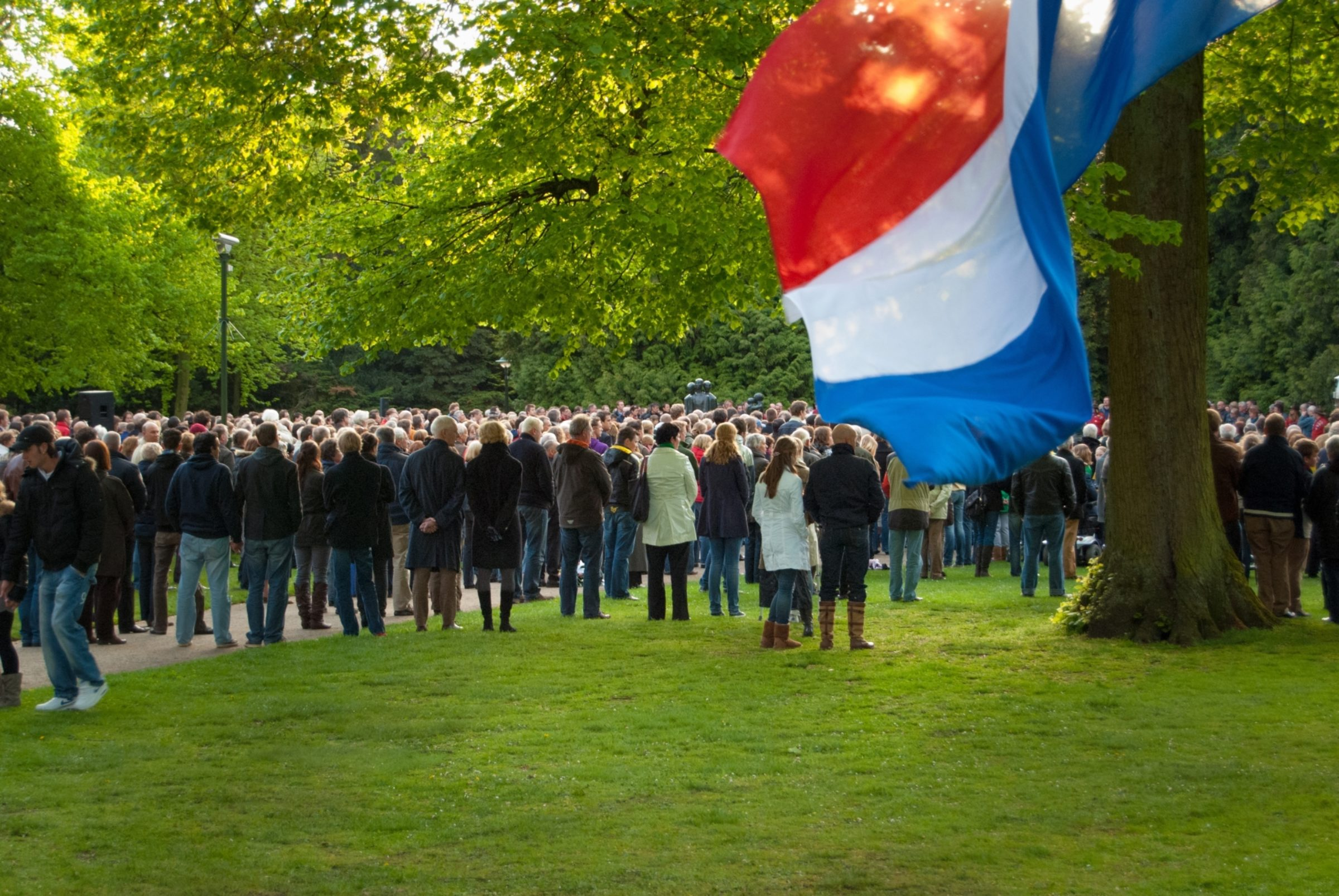 Dodenherdenking 4 mei Enschede 35hsuuarle