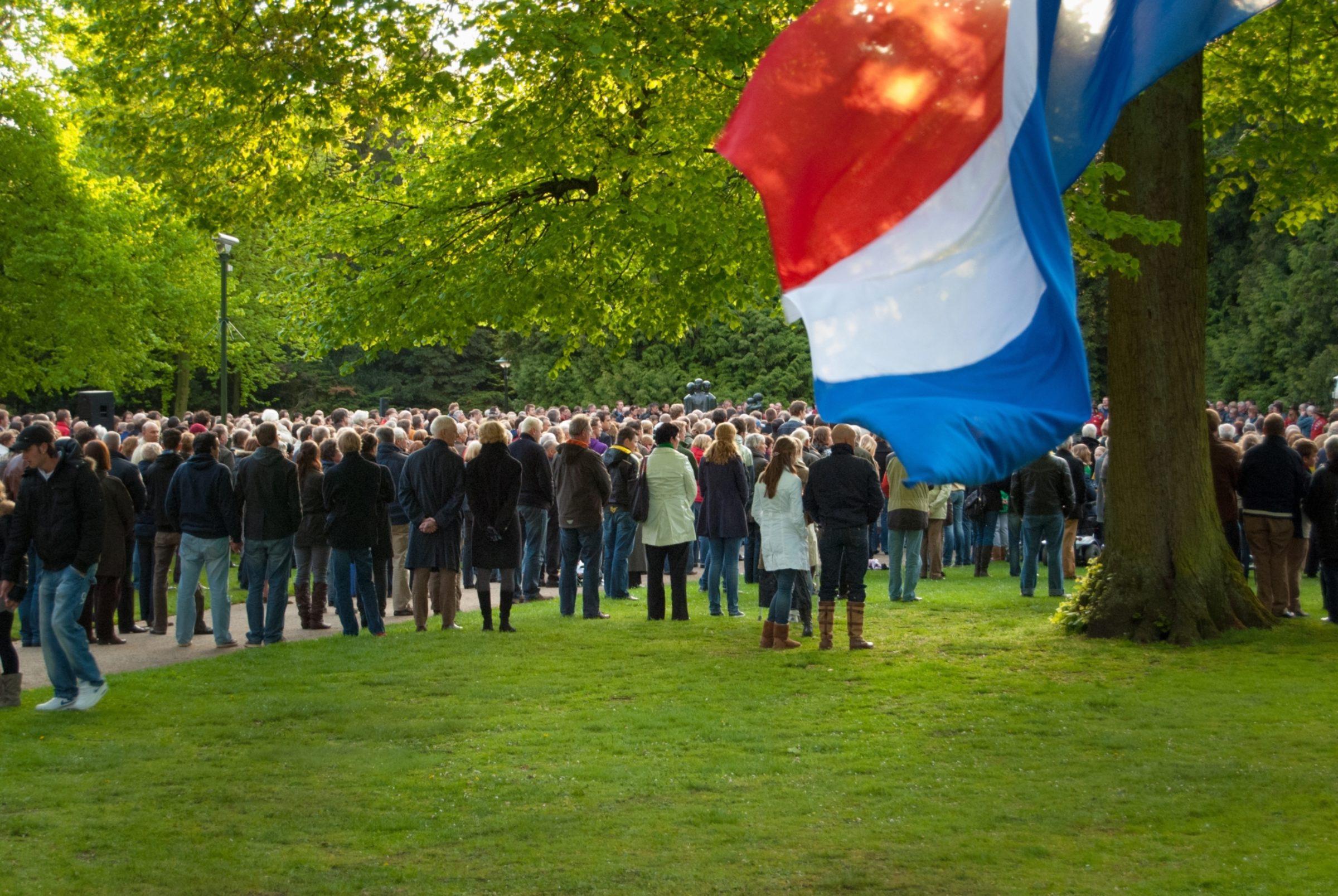 Dodenherdenking 4 mei Enschede 35hsuuarle