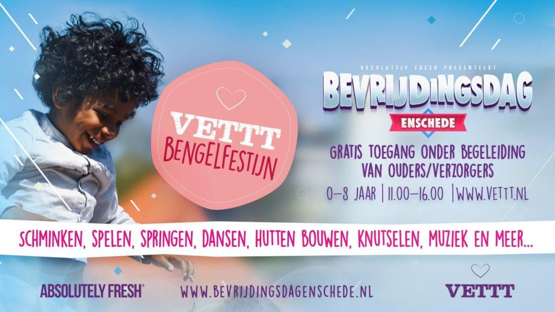 Vettt Bengelfestijn Uit In Enschede